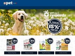 Offers from Pet stock in the Perth WA catalogue