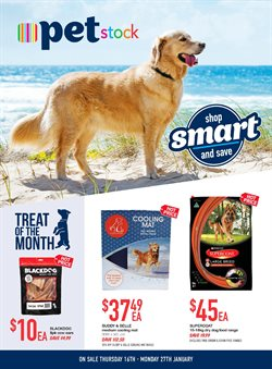 Offers from Pet stock in the Brisbane QLD catalogue