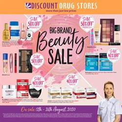 Discount Drug Stores catalogue ( Expired )