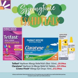 Pharmacy, Beauty & Health specials in the Discount Drug Stores catalogue ( 1 day ago)