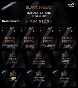Department Stores offers in the Deals Direct catalogue in Sydney NSW ( Expires today )