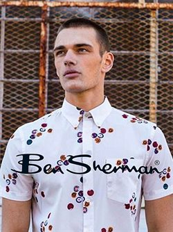 Offers from Ben Sherman in the Sydney NSW catalogue