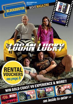 Offers from Blockbuster in the Brisbane QLD catalogue