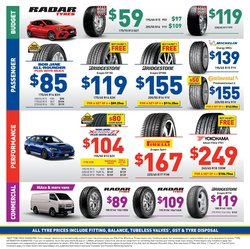 Cars, Motorcycles & Spares offers in the Bob Jane T-Marts catalogue ( 23 days left )