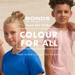 Offers from Bonds in the Melbourne VIC catalogue