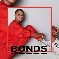 Offers from Bonds in the Adelaide SA catalogue