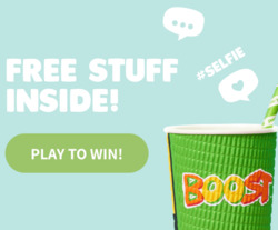 Boost Juice coupon ( 3 days left )