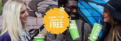 Boost Juice coupon ( More than one month )