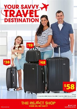 e7ad4f6524 Offers from The Reject Shop in the Melbourne VIC catalogue