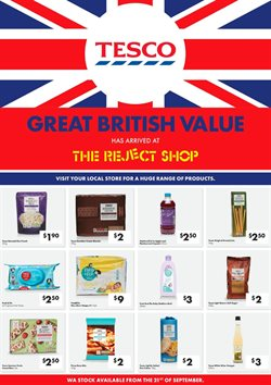 Department Stores specials in the The Reject Shop catalogue ( Expires tomorrow)