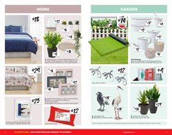 Department Stores offers in the The Reject Shop catalogue ( Expires today )