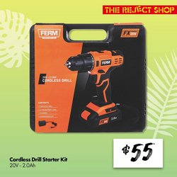 Department Stores specials in the The Reject Shop catalogue ( 2 days left)