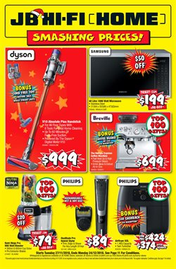 Offers from JB Hi-Fi in the Sandstone Point QLD catalogue