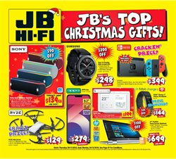 Electronics & Appliances offers in the JB Hi-Fi catalogue in Baldivis WA