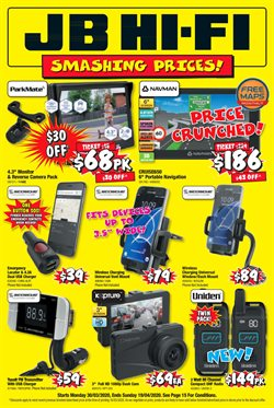 JB Hi-Fi catalogue ( 12 days left )