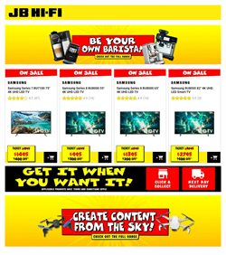 JB Hi-Fi catalogue ( 1 day ago)