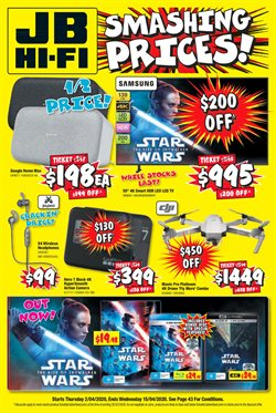 JB Hi-Fi catalogue ( 2 days ago)