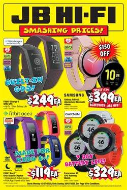 JB Hi-Fi catalogue ( 2 days ago )