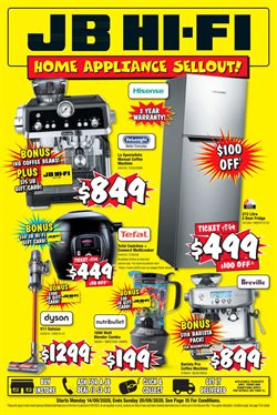 JB Hi-Fi catalogue ( Expires tomorrow )