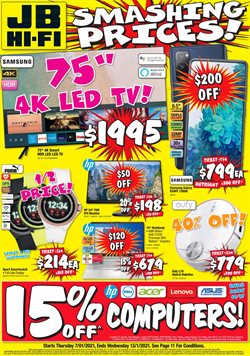 JB Hi-Fi catalogue ( Expired )
