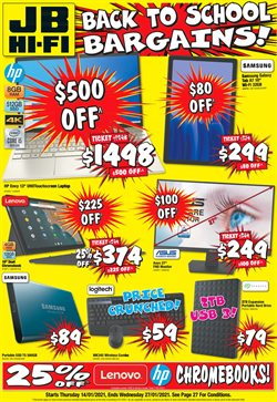 JB Hi-Fi catalogue ( 5 days left )