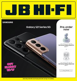 JB Hi-Fi catalogue ( 6 days left )