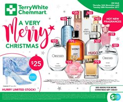 Offers from Terry White in the Brisbane QLD catalogue