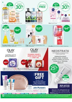 Pharmacy, Beauty & Health offers in the Terry White catalogue ( 12 days left )