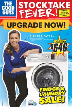 Electronics & Appliances offers in the The Good Guys catalogue in Canberra ACT
