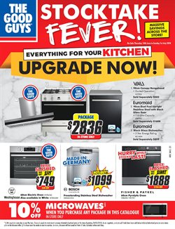 Offers from The Good Guys in the Bendigo VIC catalogue
