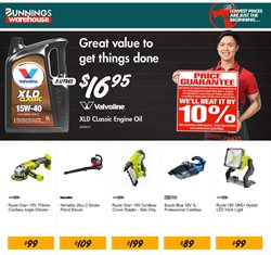 DIY & Garden offers in the Bunnings Warehouse catalogue in Nelson Bay NSW