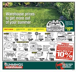 Bunnings Warehouse catalogue in Penrith NSW ( 12 days left )