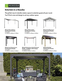 DIY & Garden offers in the Bunnings Warehouse catalogue ( More than one month )