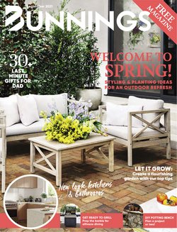 Bunnings Warehouse specials in the Bunnings Warehouse catalogue ( 8 days left)