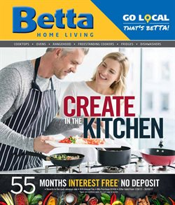 Homeware & Furniture offers in the Betta catalogue in Rockingham WA