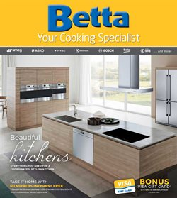 Offers from Betta in the Mandurah WA catalogue