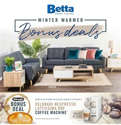 Offers from Betta in the Sydney NSW catalogue