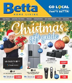 Offers from Betta in the Perth WA catalogue
