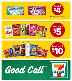 7 Eleven catalogue ( Expired )