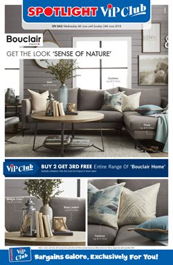 Offers from Spotlight in the Baldivis WA catalogue