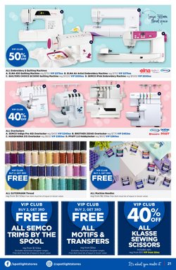 Homeware & Furniture offers in the Spotlight catalogue ( 14 days left )