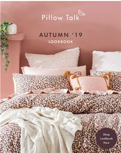 Offers from Pillow Talk in the Brisbane QLD catalogue