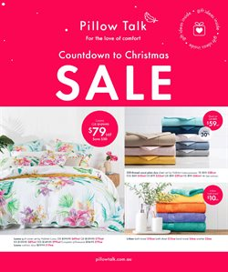 Pillow Talk catalogue ( Expired )