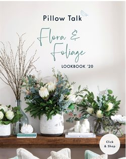 Pillow Talk specials in the Pillow Talk catalogue ( More than one month)