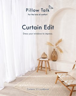Homeware & Furniture specials in the Pillow Talk catalogue ( More than one month)