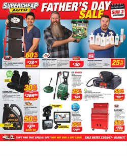 Cars, motorcycles & spares offers in the SuperCheap Auto catalogue in Rockingham WA