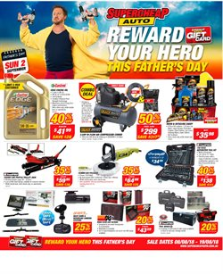 Offers from SuperCheap Auto in the Sydney NSW catalogue