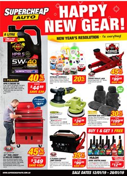 Offers from SuperCheap Auto in the Newcastle NSW catalogue