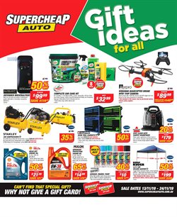 Offers from SuperCheap Auto in the Enfield VIC catalogue