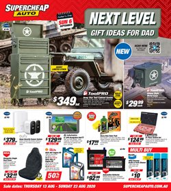 SuperCheap Auto catalogue ( 1 day ago )